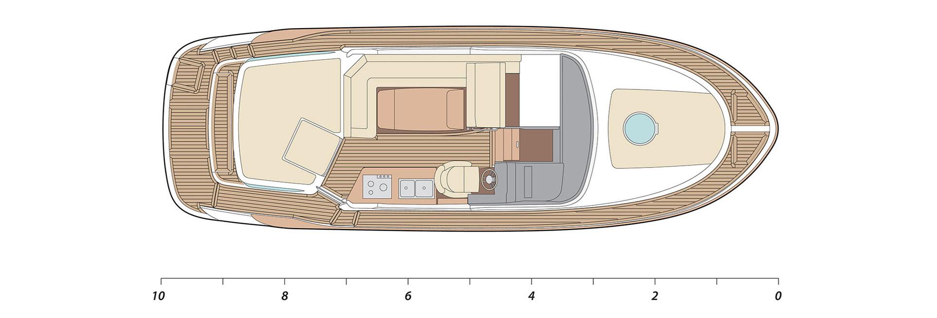 320 aft cabin cruiser marex
