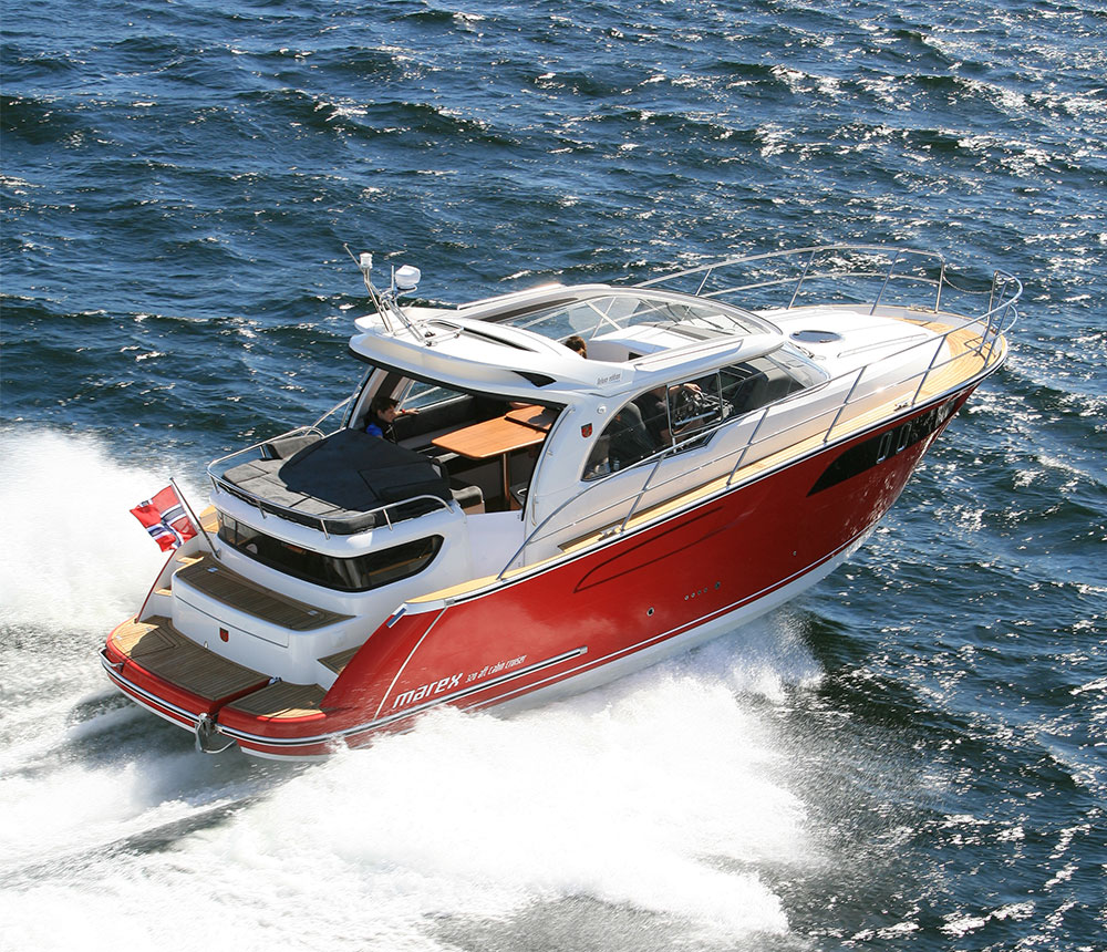 King Of The Sea Motorboats Marex Norway