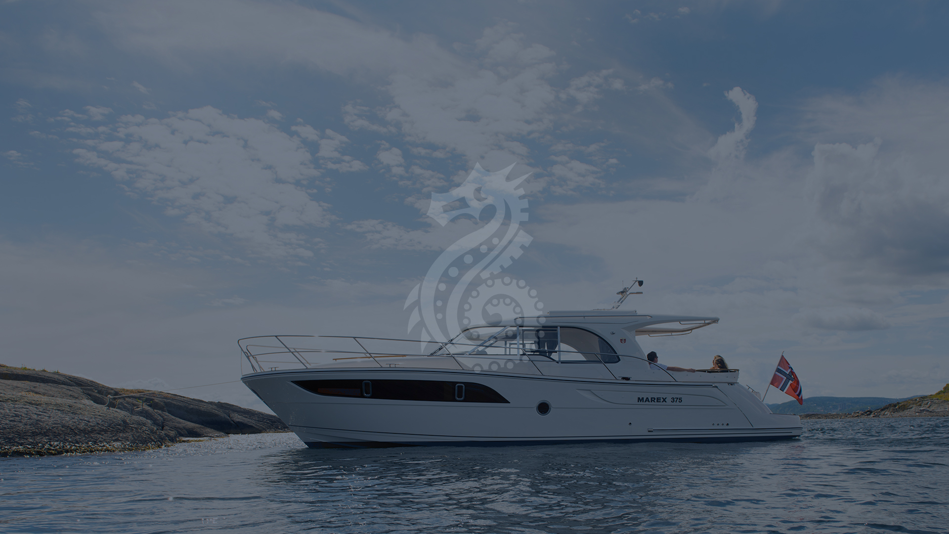 King of the sea Motorboats | Marex | Norway
